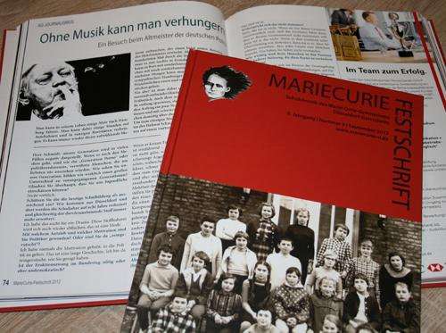 Festschrift_2012
